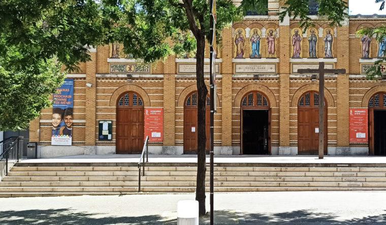 Aménagement Église Saint-Honoré d'Elylau