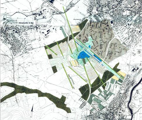 Extension urbaine à Mulhouse