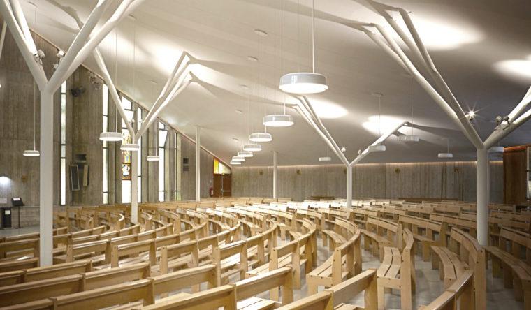 Église de Saint-Esprit à Meudon