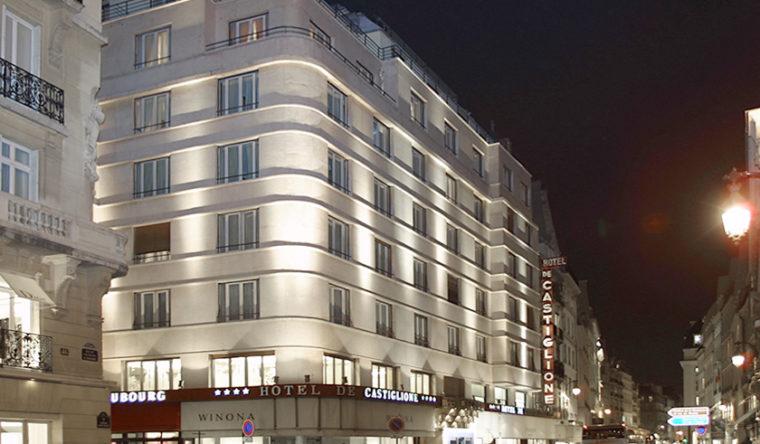 Hôtel de Castiglione à Paris