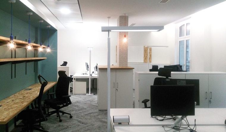 Bureaux AG2R DRH site Haussmann