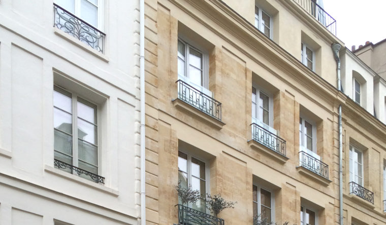 Rénovation d'immeuble 13 Rue du Roule