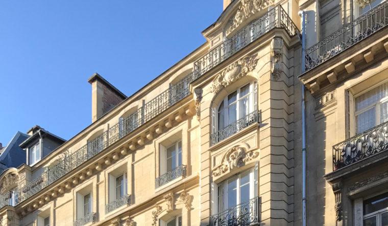 Réhabilitation d'immeuble 3 Rue Marguerite