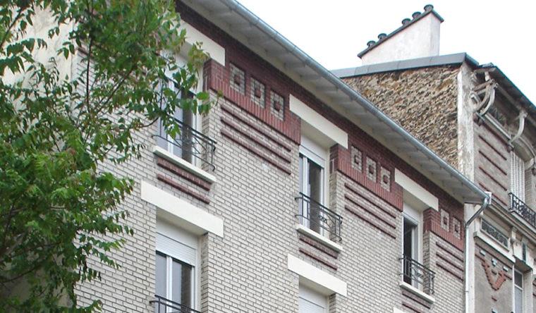 Réhabilitation d'un immeuble en résidence sociale