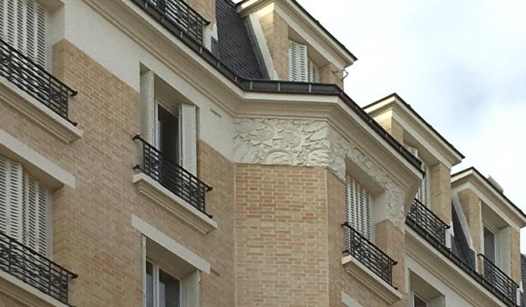 Rénovation d'immeuble 24 logements