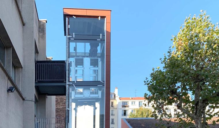 rénovation École Notre-Dame de la Gare