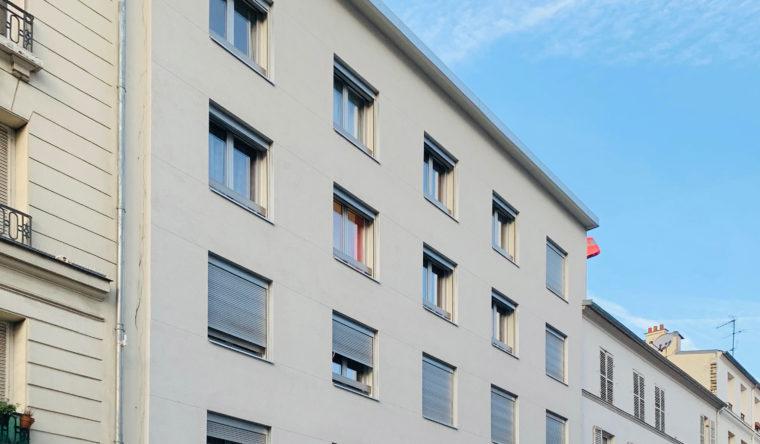 Restructuration d'un foyer logements Centre Salésien