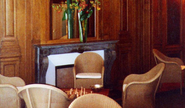 Aménagement de bureaux à l'Hôtel Tubeuf